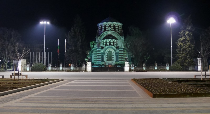 Плевен - център