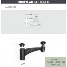 Midi pilar 1L