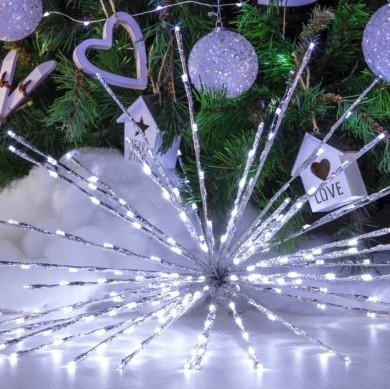 Lotti LED Коледна Украса Светеща Топка